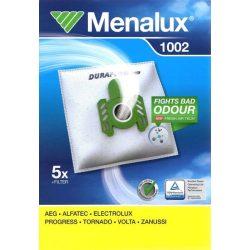 Menalux 1002 szintetikus porzsák