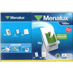 Menalux 1800 VP S-Bag porzsák + szűrők