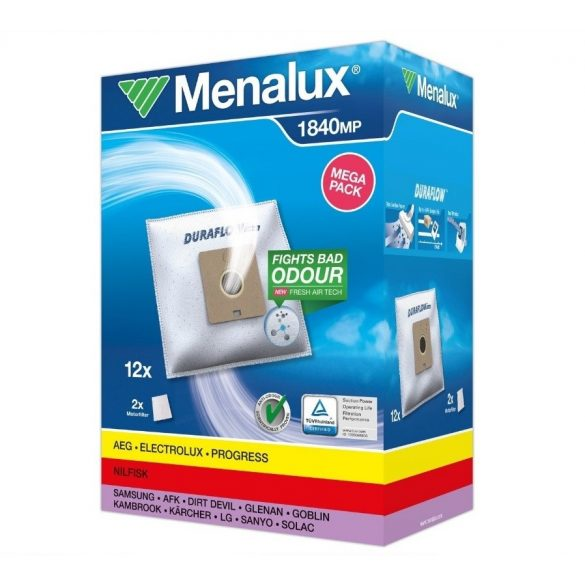 Menalux 1840MP porzsák MEGA PACK