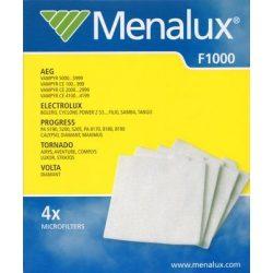 Menalux F1000 mikroszűrő
